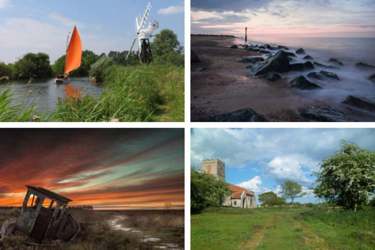 Beautiful Great Yarmouth Walks | Finding the Norfolk Coast & Broads