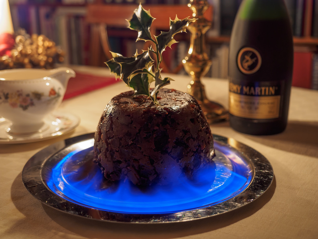 Christmas Pudding | A Quick History with The Imperial