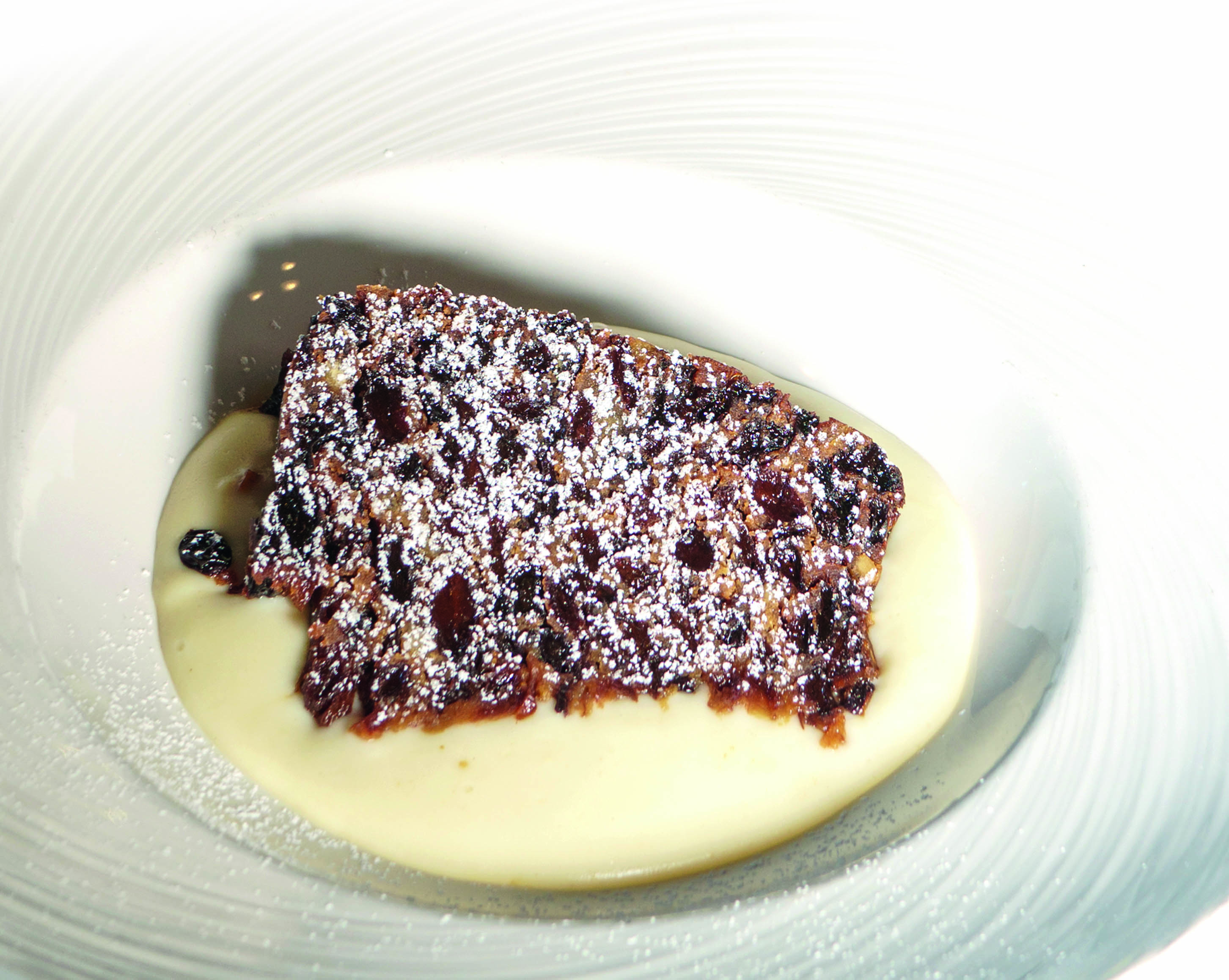 Imperial Hotel Christmas Pudding